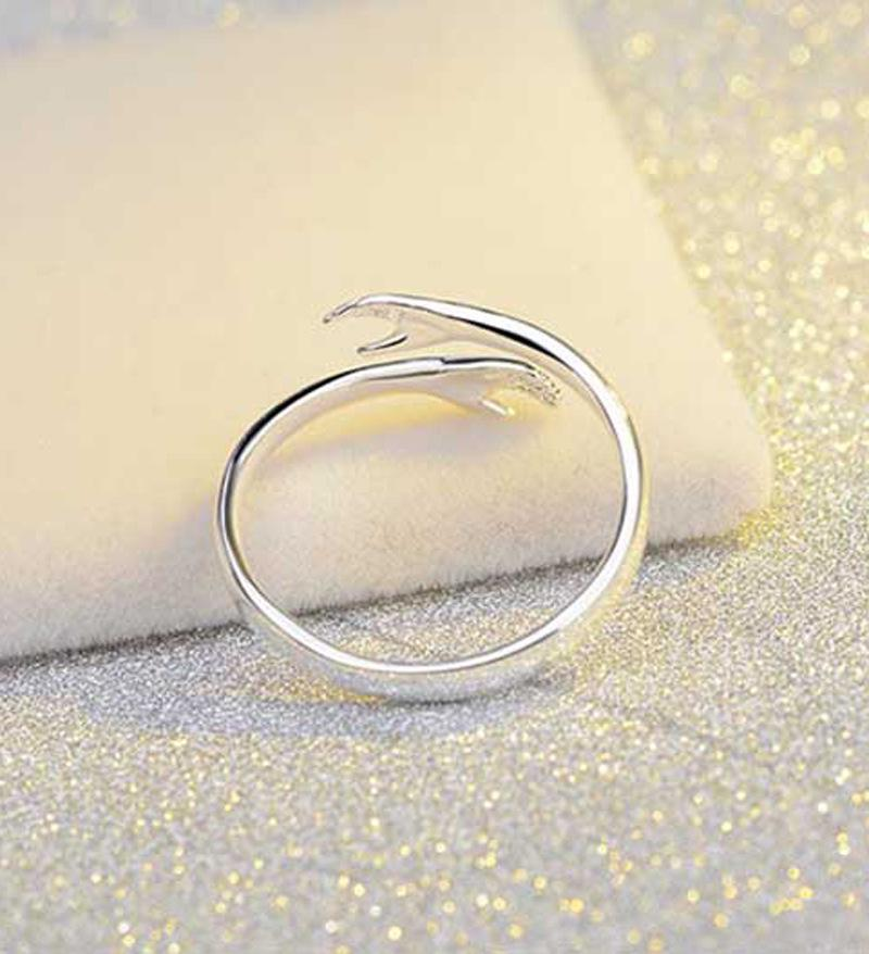 Loving Embrace Ring