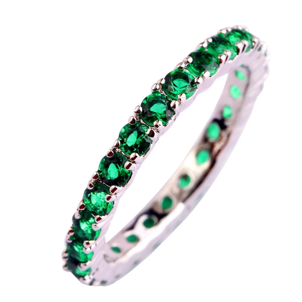 Mental Health Awareness Eternity Ring