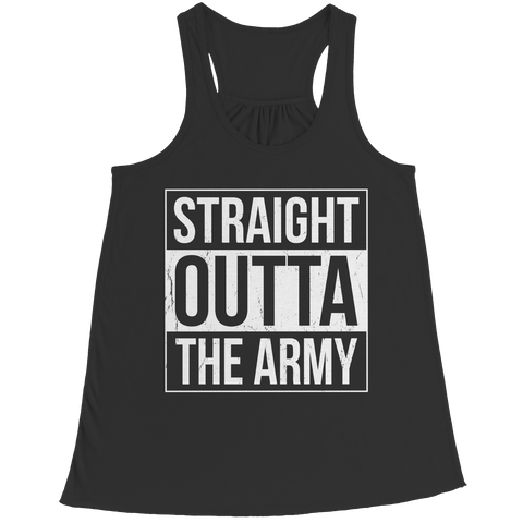Straight Outta the Army Tank