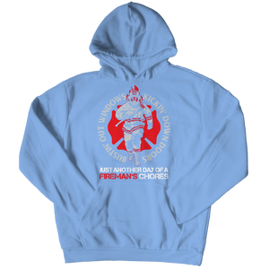 Bustin Out Windows Hoodie