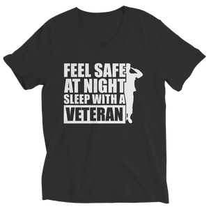 Feel safe at night sleep with a Veteran