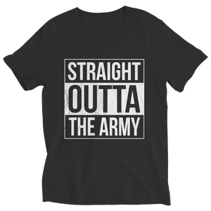 Straight Outta the Army (Black) Shirt/Hoodie