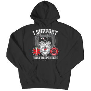 I Support First Responders Shirt/Hoodie