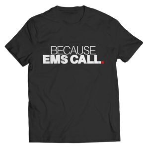 Limited Edition - Because EMS Call