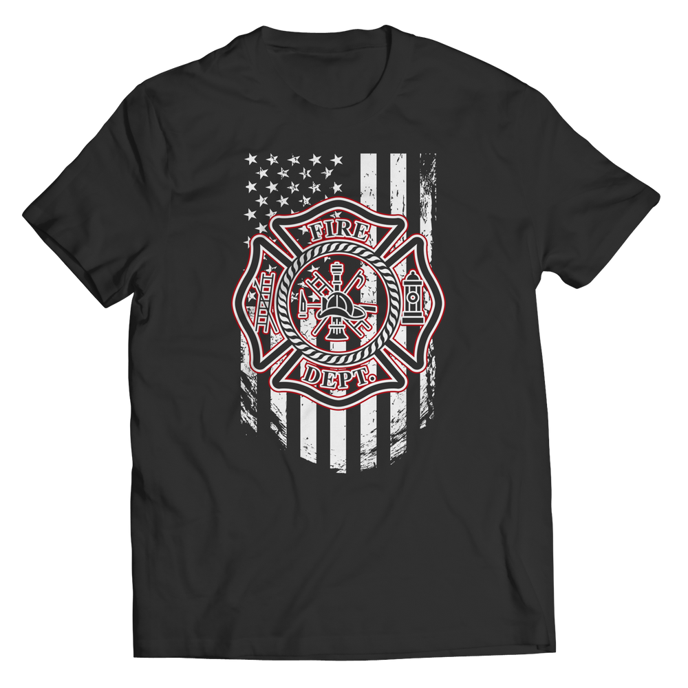 Firefighter 2018 Shirt/Tank