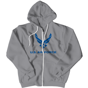 United States Air Force Zipper Hoodie
