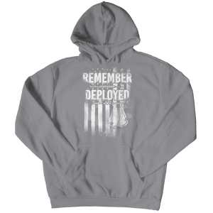 Remember Everyone Deployed Hoodie