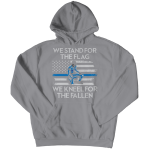 We Stand For The Flag Hoodie