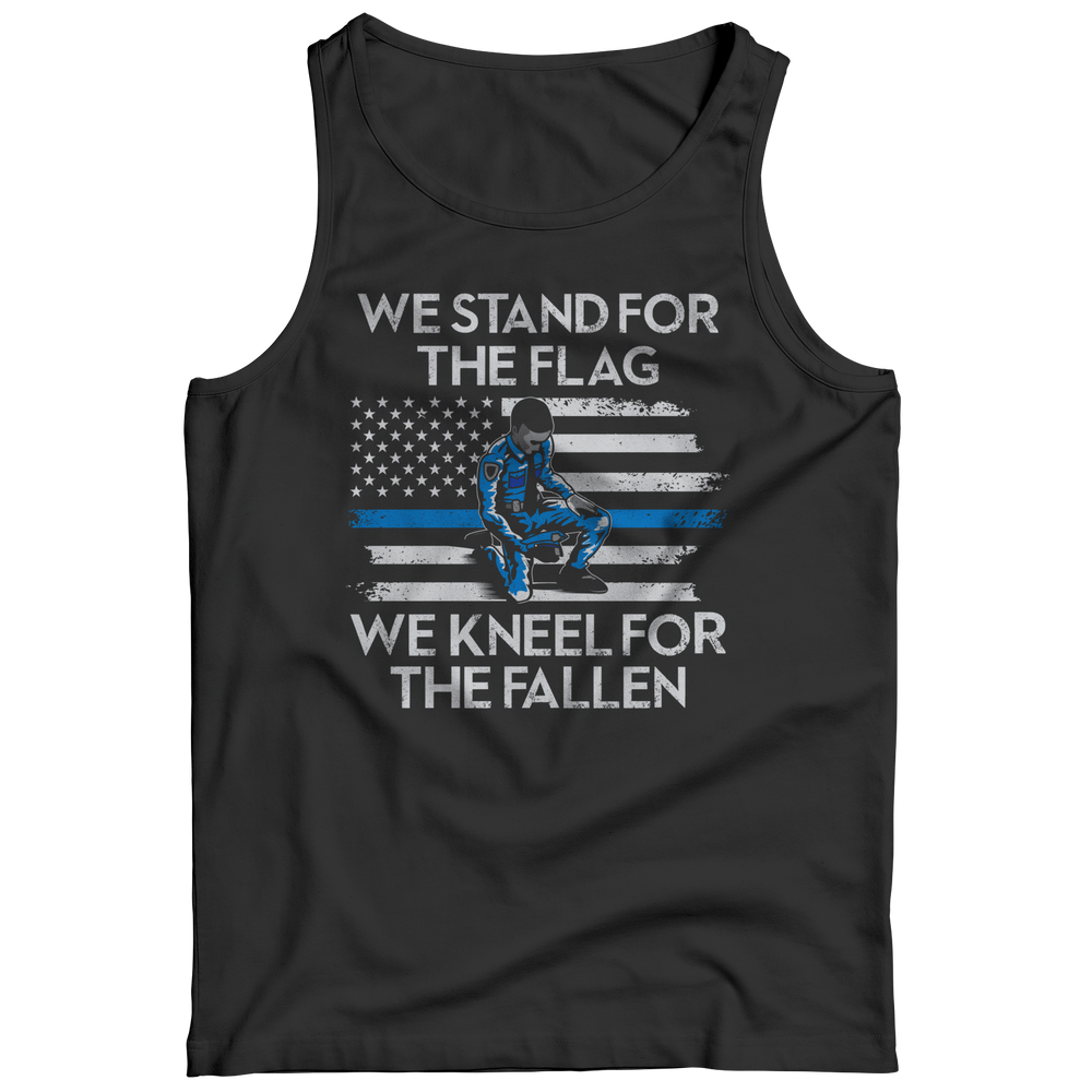 We Stand For The Flag Tank Top