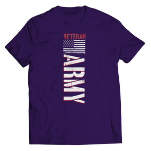Veteran Army Shirt