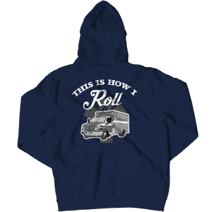 Limited Edition - This Is How I Roll- EMS Hoodie
