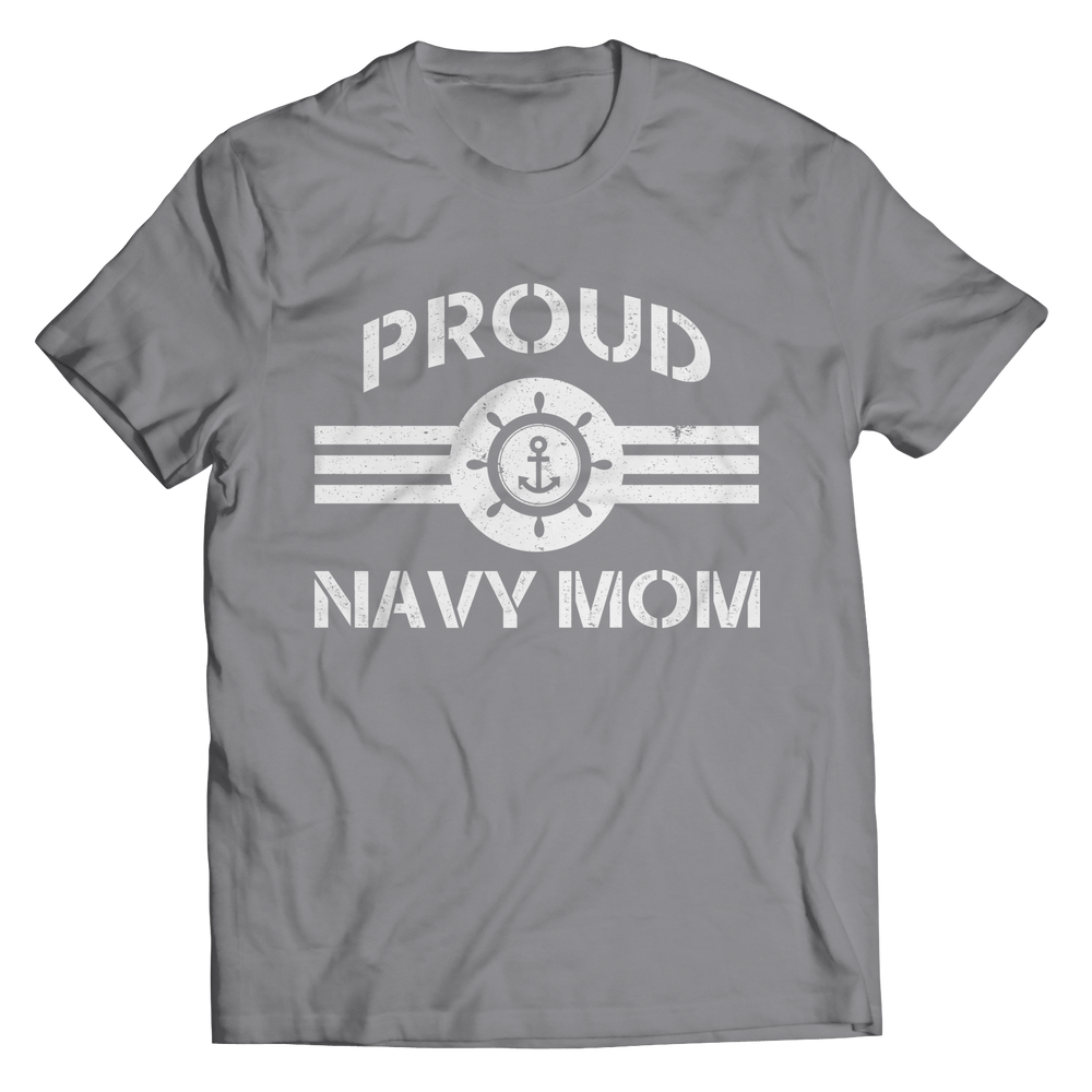 Limited Edition - Proud Navy Mom Shirt
