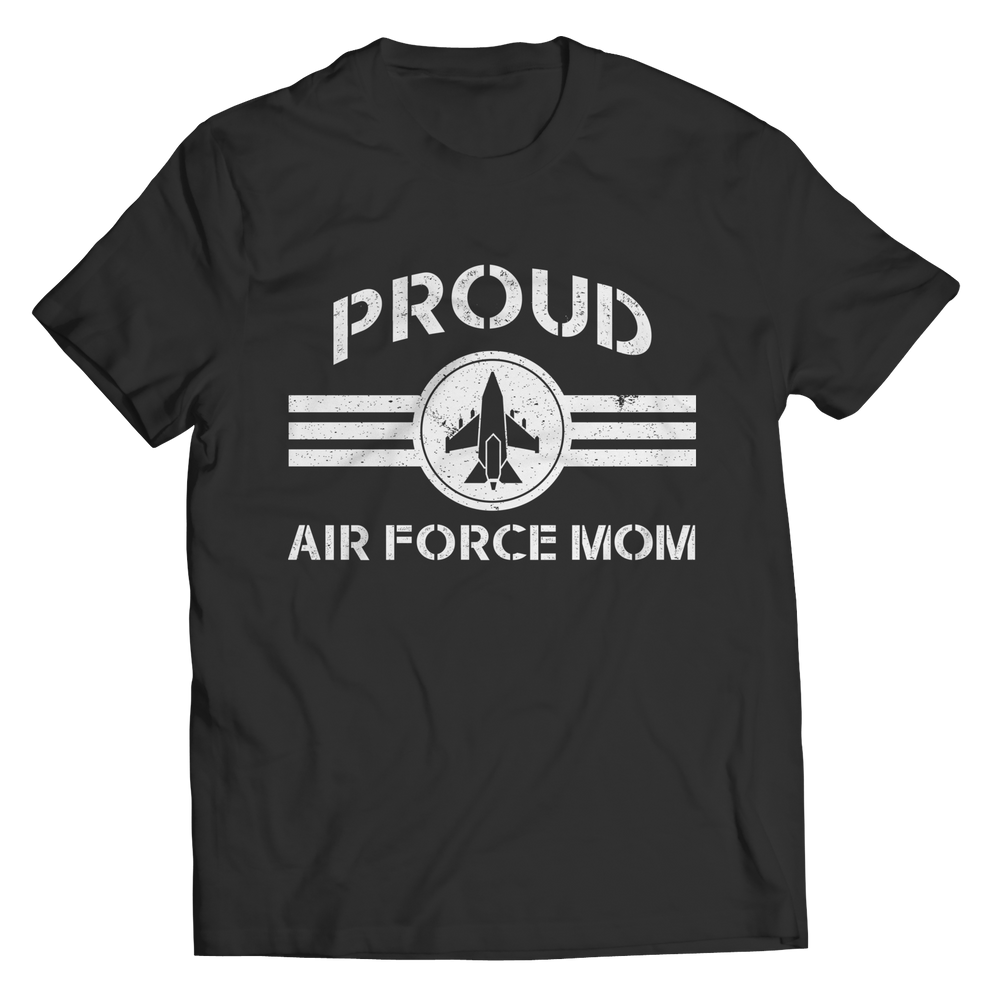 Limited Edition - Proud Air Force Mom Shirt