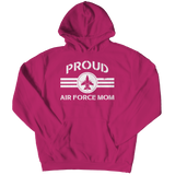 Limited Edition - Proud Air Force Mom Hoodie