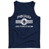 Limited Edition - Proud Air Force Mom Tank Top