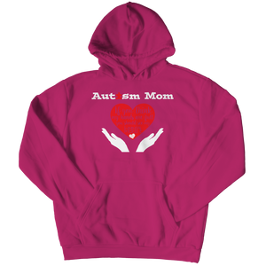 Limited Edition - Mom of Autism child Hoodie