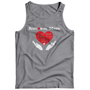 Limited Edition - Mom of Autism child Tank Top