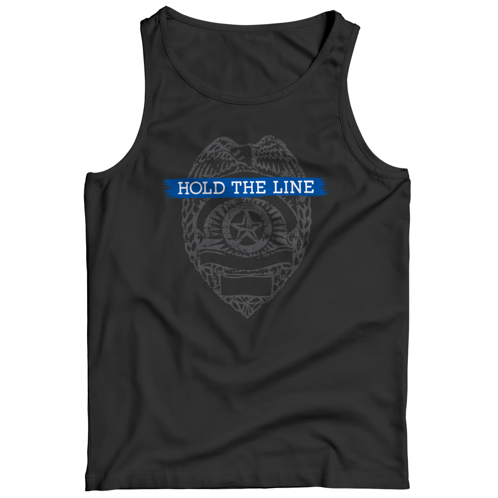 Hold The Line Tank Top