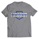 Honor-Thin Blue Line Shirt