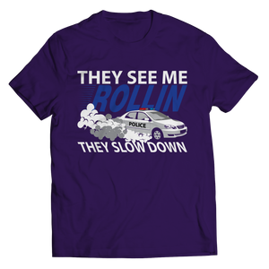 Limited Edition -  They see me rollin, they slow down Youth Tees