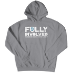 Limited Edition - Fully Involved POLICE Hoodie