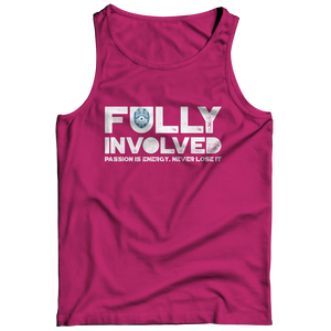 Limited Edition - Fully Involved POLICE Tank Top