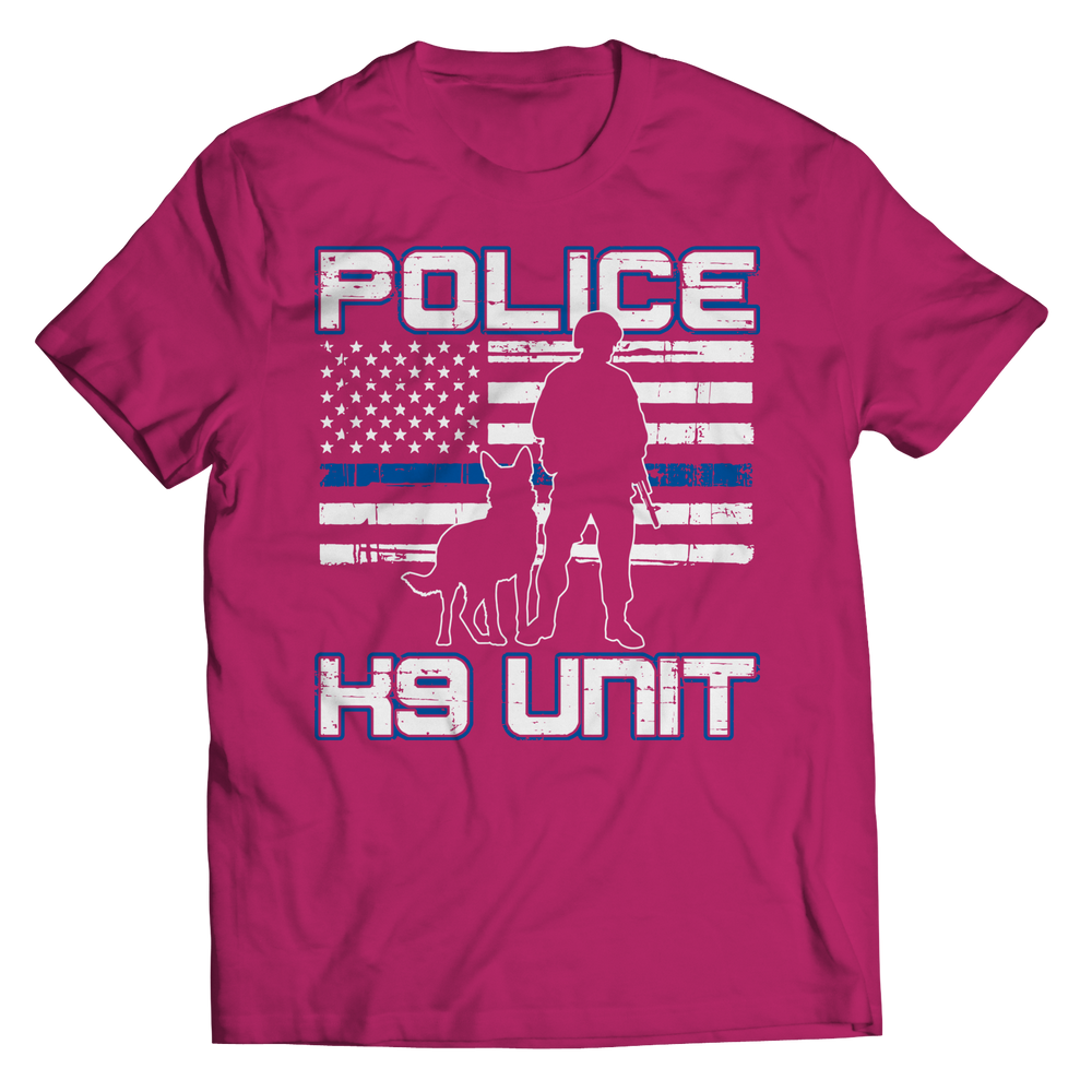 Police K9 Unit Youth Tees
