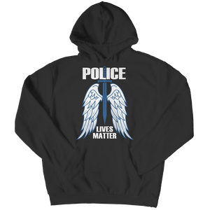 Limited Edition - Police Wings Hoodie