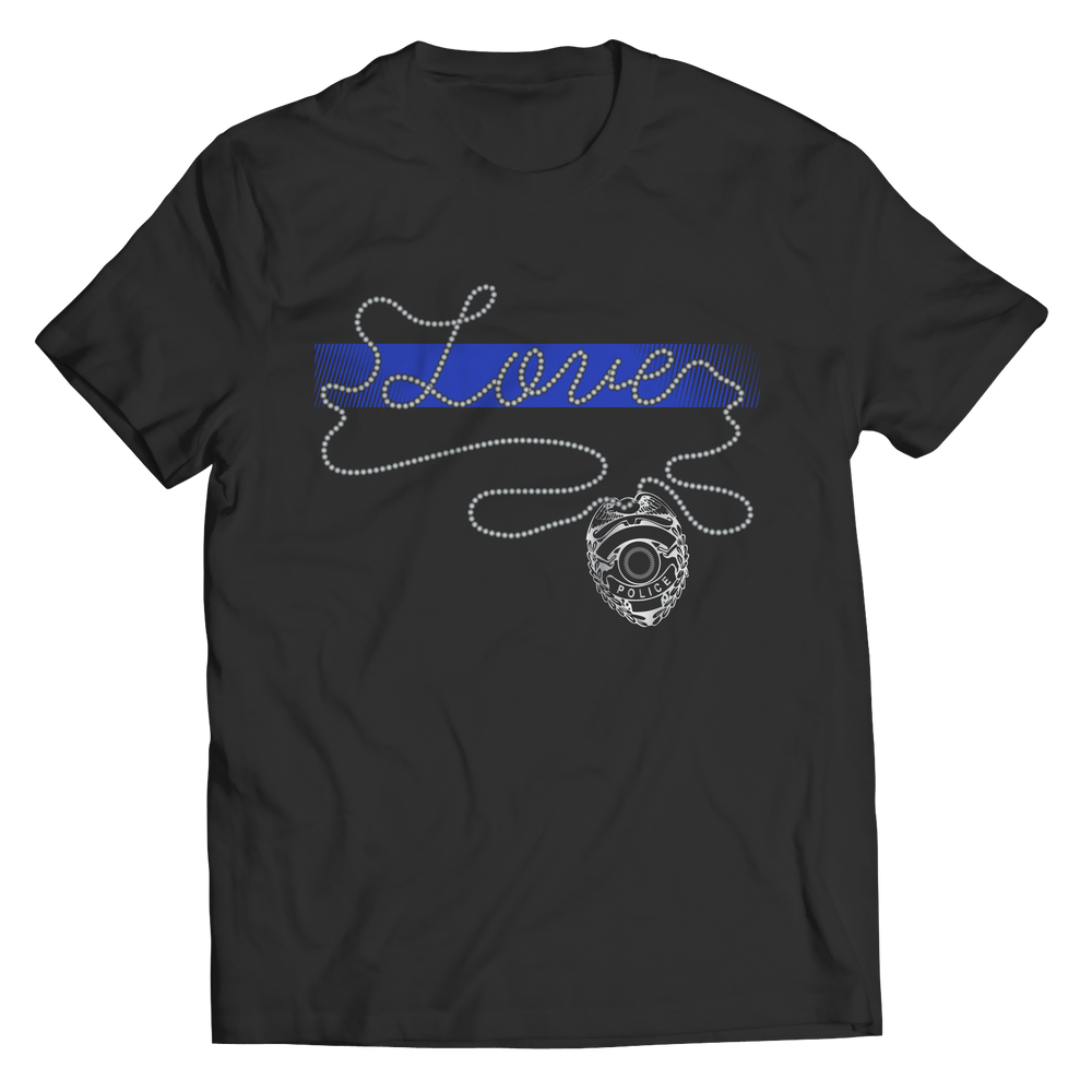 Limited Edition - Thin Blue Line Love Shirt