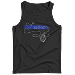 Limited Edition - Thin Blue Line Love Tank Top