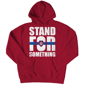 Stand For Something Youth Hoodie