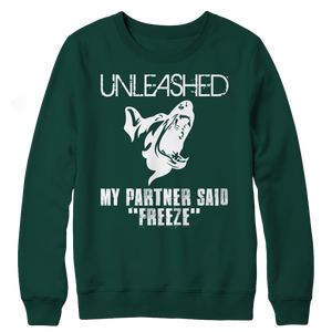 Unleashed Crewneck Fleece