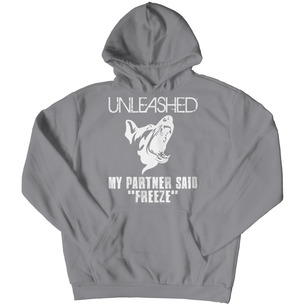 Unleashed Youth Hoodie