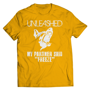 Unleashed Youth Tees