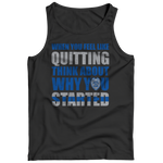 When You Feel Like Quitting Tank Top