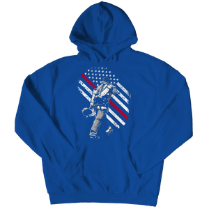 Firefighter Exclusive Thin Red Line Hoodie