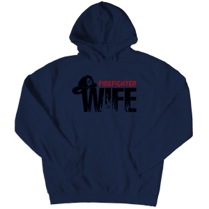 Firefighter Wife Hoodie