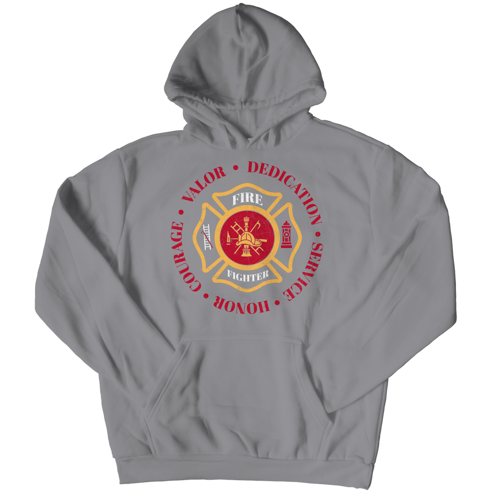 Honor Courage Hoodie
