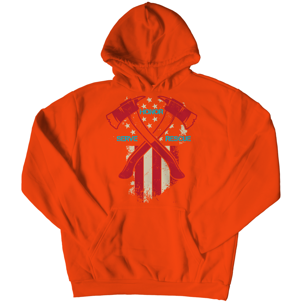 Honor Serve Rescue Hoodie