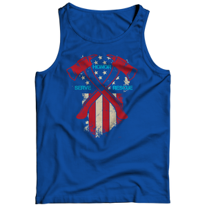 Honor Serve Rescue Tank Top