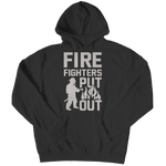 Limited Edition - FireFighters Put Out Hoodie