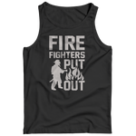 Limited Edition - FireFighters Put Out Tank Top