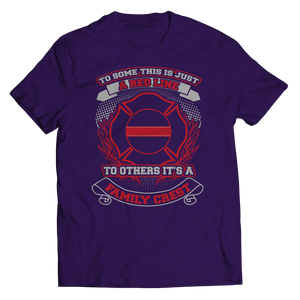 Limited Edition - Family Crest Shirt