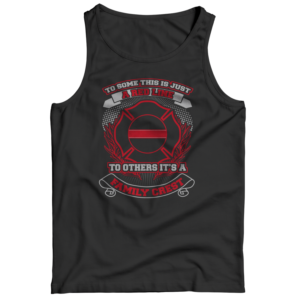 Limited Edition - Family Crest Tank Top
