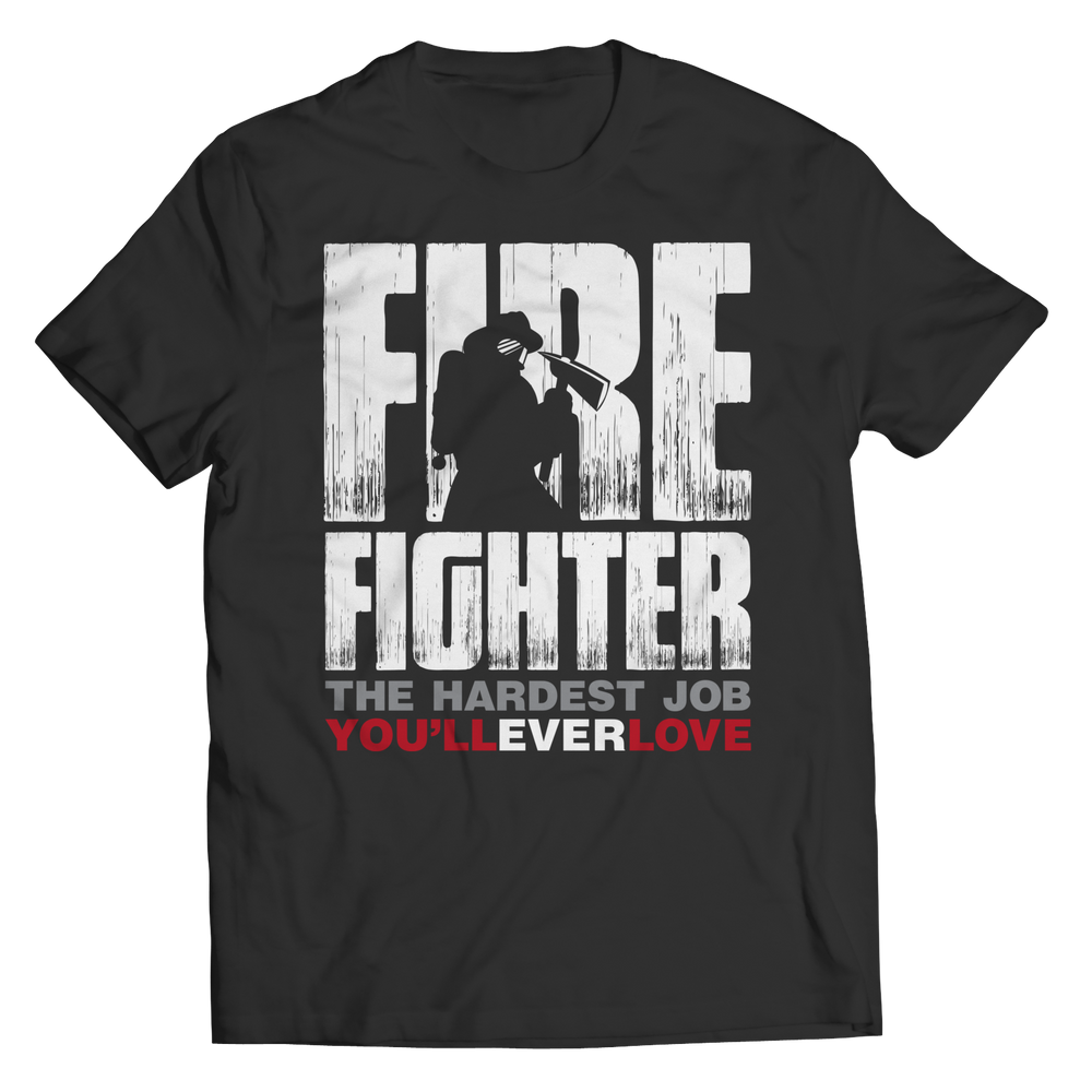 Limited Edition - Hardest Job You Will Ever Love Shirt