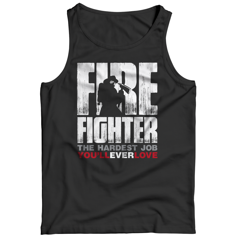 Limited Edition - Hardest Job You Will Ever Love Tank Top