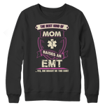 Best Kind Of Mom Crewneck Fleece