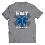 EMT Paramedic Distressed Shirt