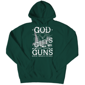Limited Edition - God Guts Guns Hoodie