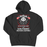 Limited Edition - I Am A Veteran Hoodie